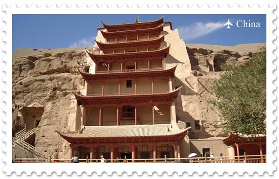 Магао — пещера тысячи Будд