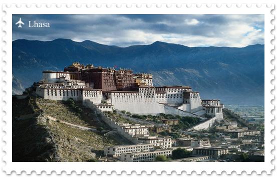 Лхаса – духовная столица Тибета