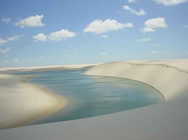 Национальный парк Ленсойс Мараненсес