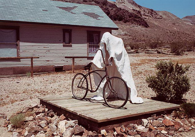 Риолит-город призрак