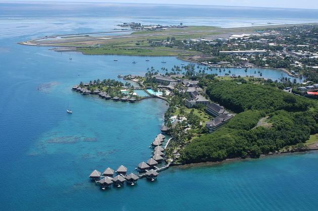 Таити.Французская Полинезия