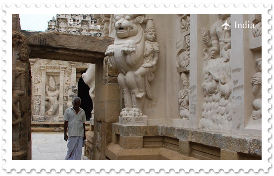 Канчипурам- город двух богов