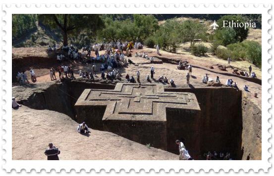 Лалибела – новый Иерусалим Эфиопии