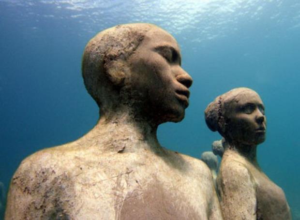 Подводный парк Молиньере