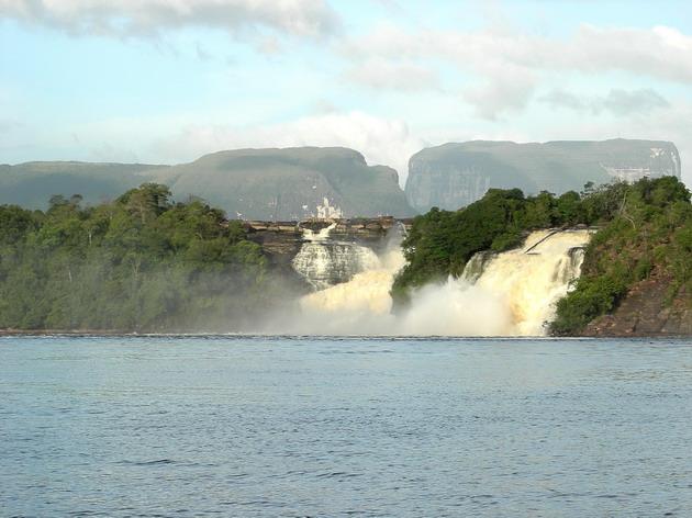 Национальный парк Канаима