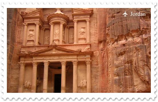Петра – архитектурное чудо Иордании