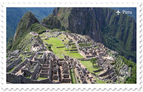 Мачу-Пикчу- потерянный город инков