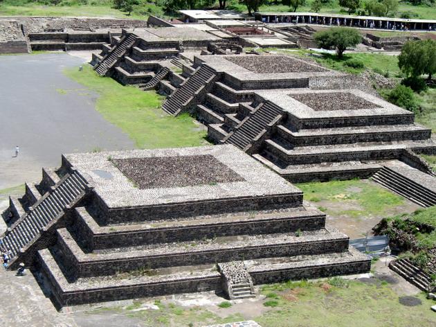 Теотиуакан