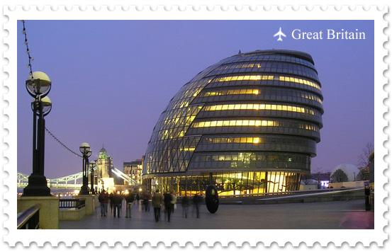 Лондонский Сити Холл