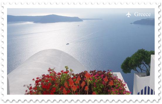 Остров Санторини — жемчужина Эгейского моря