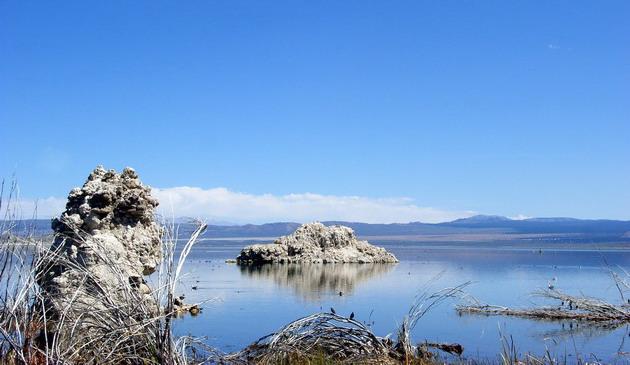 Озеро Моно (Mono Lake)