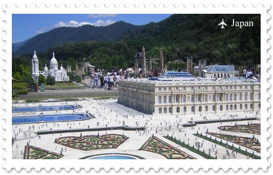 Парк миниатюр Tobu World Square