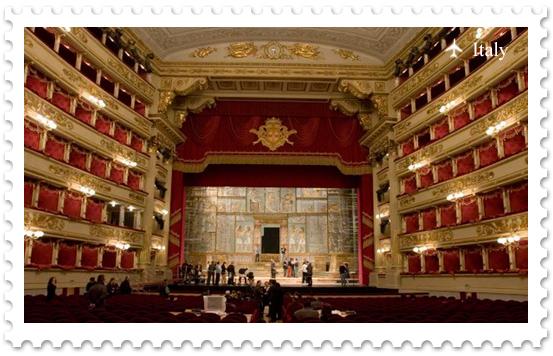 Ла Скала — мировой центр оперной культуры
