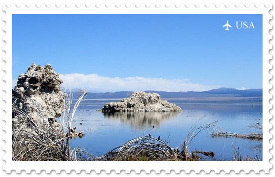 Озеро Моно