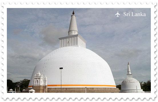 Древний город Анурадхапура