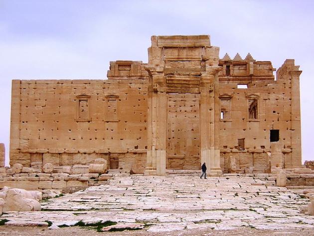 Пальмира (Palmira). Сирия