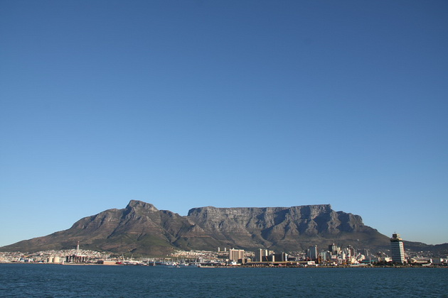 Столовая гора (Table Mountain)