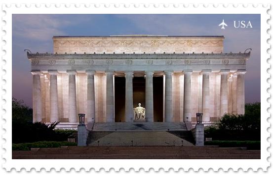 Национальная аллея. Мемориал Линкольна