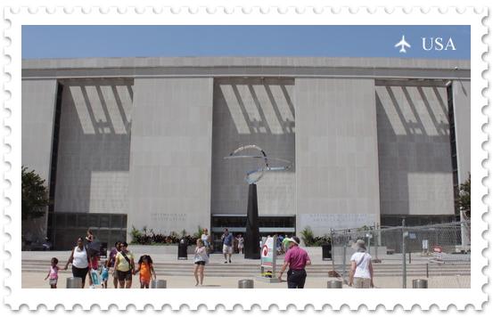 Национальная аллея. Национальный музей американской истории