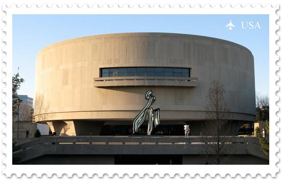 Национальная аллея. Музей Хиршхорна и Сад скульптур