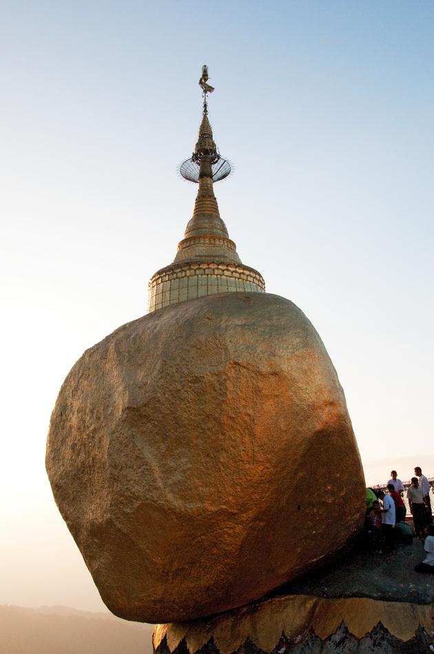 Золотой камень. Мьямна