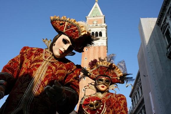 Венецианский карнавал 2011