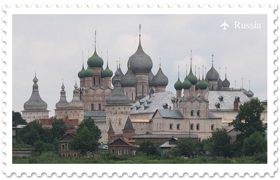 По Золотому кольцу России. Ростов Великий