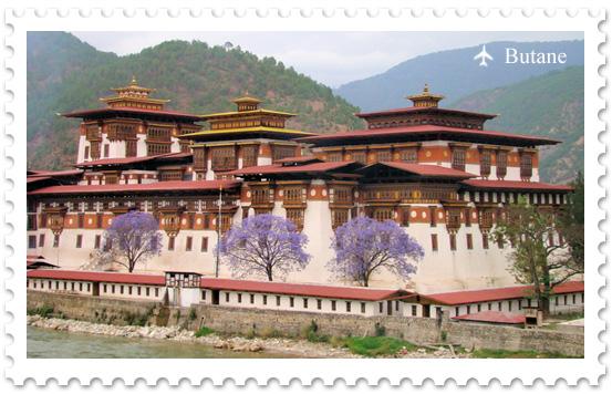 Монастырь Пунакха Дзонг