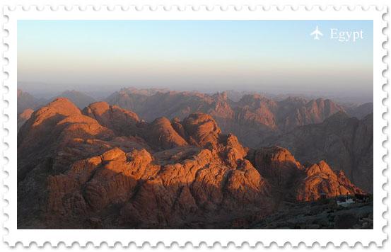 Святая гора Синай
