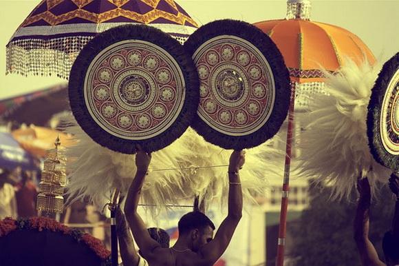 Фестиваль Триссур Пурам