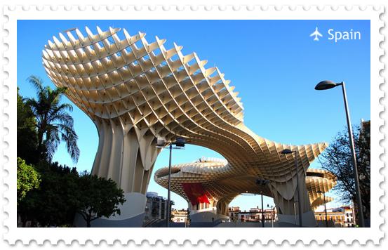 Проект Metropol Parasol в Севилье