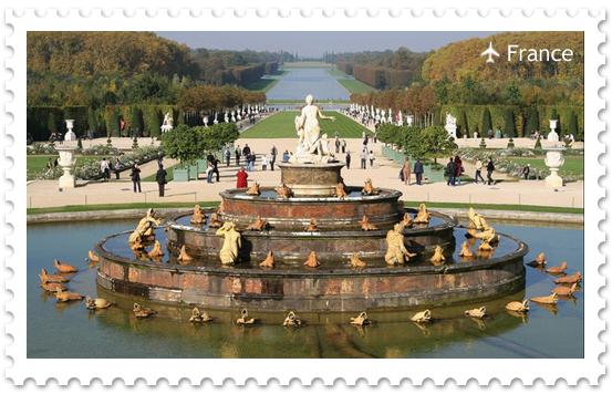 Великолепный Версаль