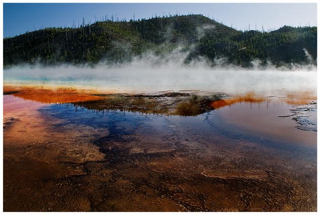 Национальный парк Йеллоустоун (National Park). США