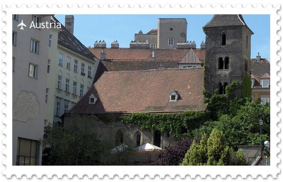 Рупрехтскирхе — романская церковь в Вене