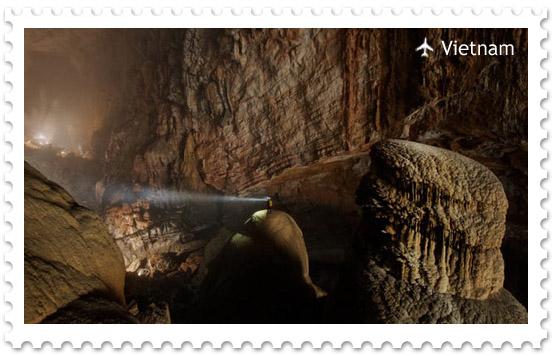 Son Doong Cave – самая большая в мире пещера