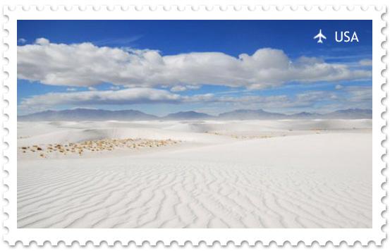 Фарфоровая пустыня