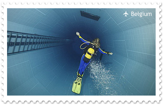 Nemo 33 – самый глубокий бассейн в мире