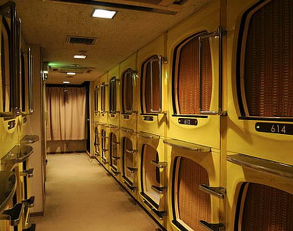 Необычные гостиницы спб