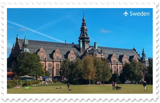 Северный музей в Швеции