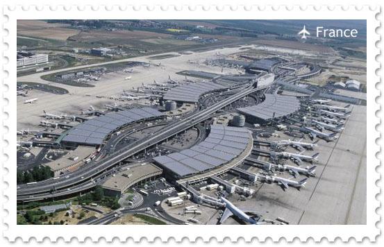 Аэропорт Руасси-Шарль-де-Голль