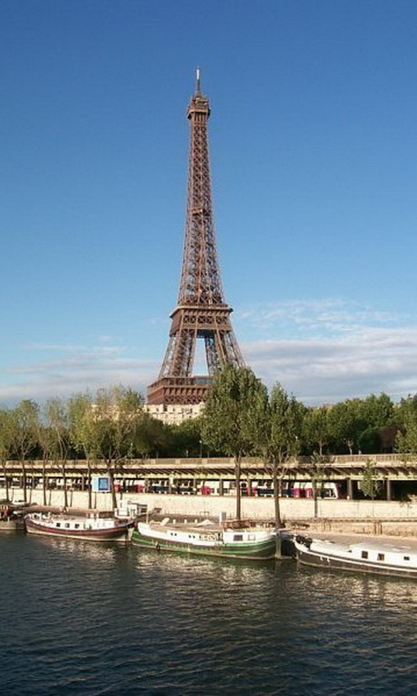 Отель Bateau Simpatico. Париж