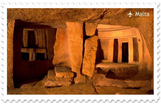 Подземное святилище Хал-Сафлиени