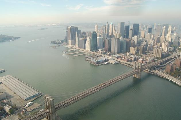 ����������� ���� (Brooklyn Bridge). ���-����, ���