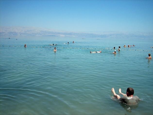 Мертвое море (Dead Sea)