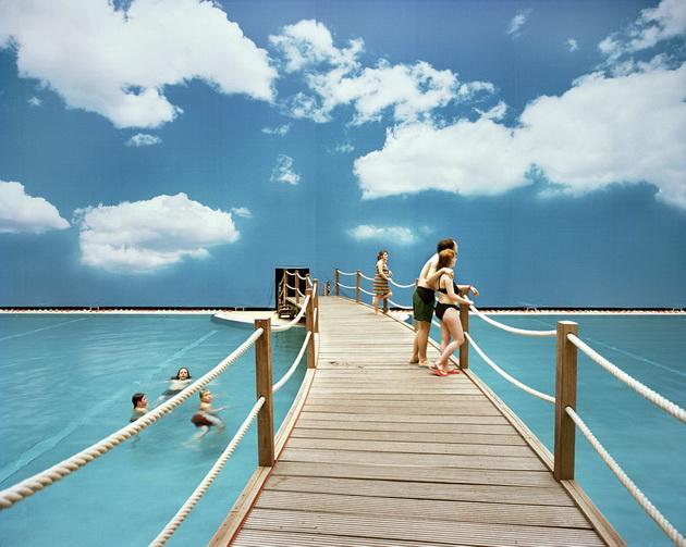 Аквапарк Tropical Islands. Германия