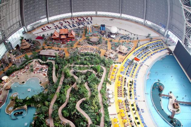 аквапарк самый большой в мире