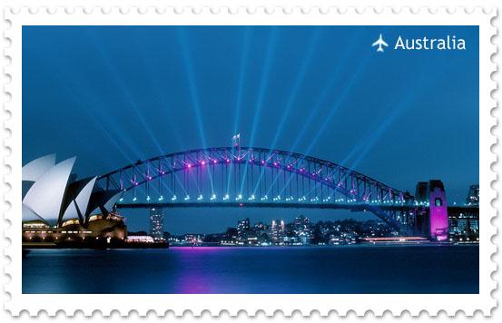 Сиднейский мост Харбор Бридж