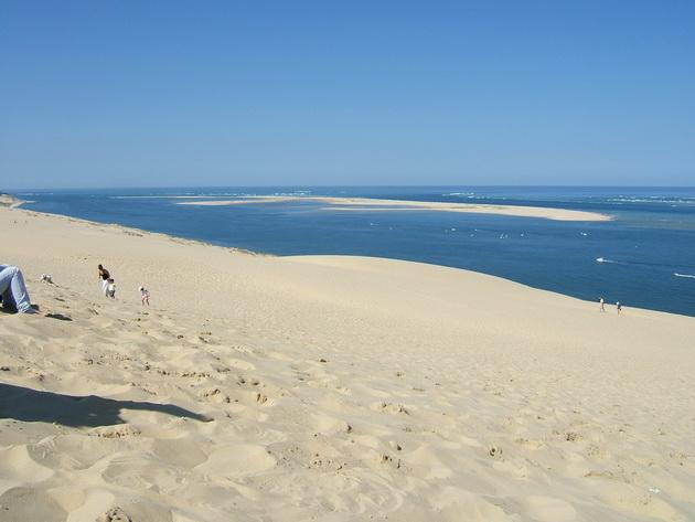 Дюна в Пиле. Франция