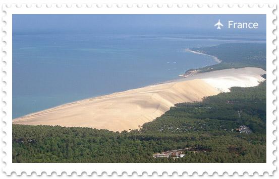 Дюна Пила — крупнейшая дюна в Европе