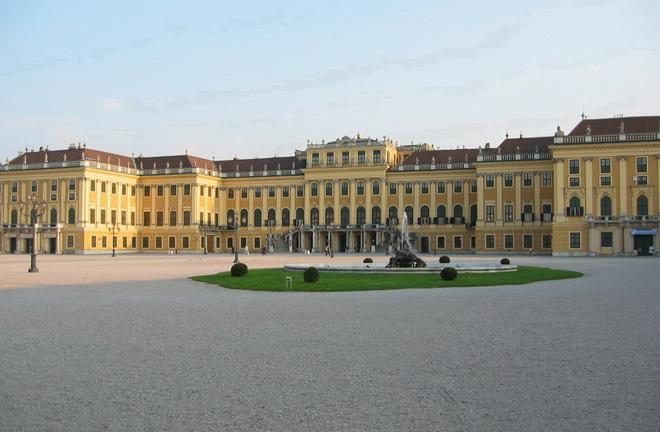 Достопримечательности Вены. Дворец Шёнбрунн
